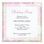 Invitaciones de la celebración de días festivos invitación