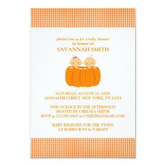 Invitaciones de la fiesta de bienvenida al bebé de invitación 8,9 x 12,7 cm