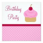 Invitaciones de la fiesta de cumpleaños de la invitaciones personalizada