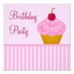 Invitaciones de la fiesta de cumpleaños de la invitacion personal