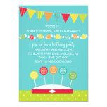 Invitaciones de la fiesta de cumpleaños de los invitaciones personales