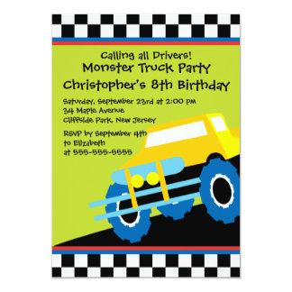Invitaciones de la fiesta de cumpleaños de los comunicado