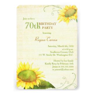 Invitaciones de la fiesta de cumpleaños de los gir invitacion personalizada