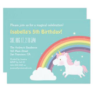 """Invitaciones de la fiesta de cumpleaños de los invitación 4.25"""" x 5.5"""""""