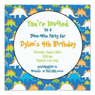Invitaciones de la fiesta de cumpleaños del comunicados