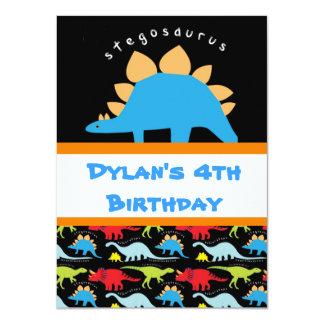 Invitaciones de la fiesta de cumpleaños del invitaciones personalizada