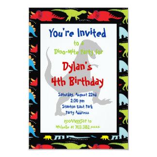 Invitaciones de la fiesta de cumpleaños del anuncios personalizados