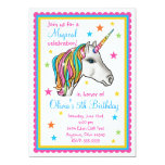 Invitaciones de la fiesta de cumpleaños del comunicados personales