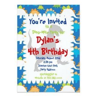 Invitaciones de la fiesta de cumpleaños del comunicado