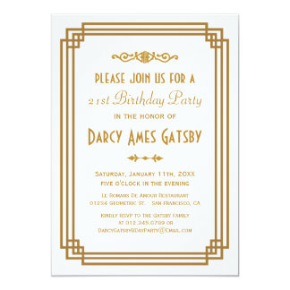 Invitaciones de la fiesta de cumpleaños del art