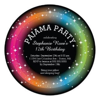 Invitaciones de la fiesta de cumpleaños del Sleepo Anuncio Personalizado