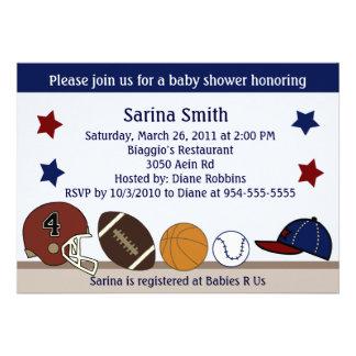 Invitaciones de la fiesta de la fiesta de bienveni
