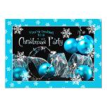 Invitaciones de la fiesta de Navidad Invitación 12,7 X 17,8 Cm