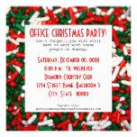 Invitaciones de la fiesta de Navidad de la oficina Invitación