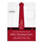 Invitaciones de la fiesta de Navidad de la oficina Comunicados