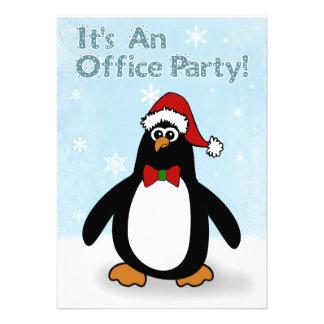Invitaciones de las fiestas en la oficina del navi