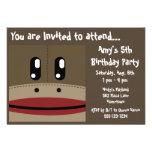 Invitaciones de las invitaciones del cumpleaños de invitacion personal