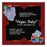 Invitaciones del baile de fin de curso del casino  comunicados personales