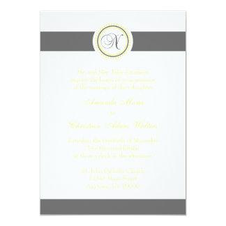 Invitaciones del boda del círculo del punto del anuncio