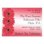 Invitaciones del día de madre invitacion personal