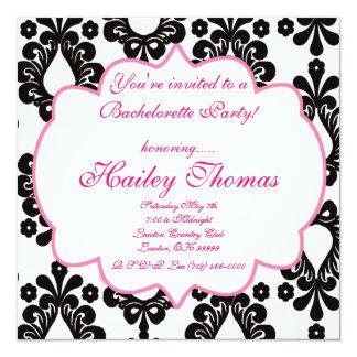 Invitaciones del fiesta de Bachelorette Anuncios
