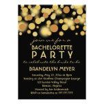 Invitaciones del fiesta de Bachelorette de las bur