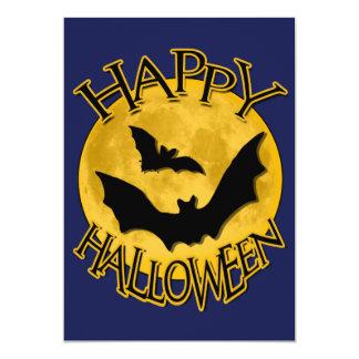 Invitaciones del fiesta de Halloween Anuncios Personalizados