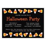 Invitaciones del fiesta de Halloween de las pastil Invitaciones Personalizada