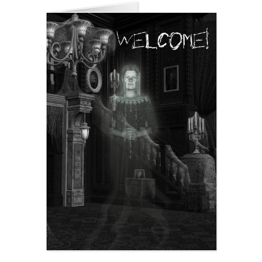 Invitaciones del fiesta de Halloween Felicitacion