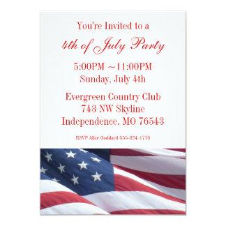 Invitaciones del fiesta de la campaña electoral invitacion personalizada