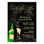 Invitaciones del fiesta de Noche Vieja