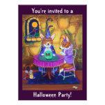 Invitaciones del fiesta del Corgi Galés del Pembro