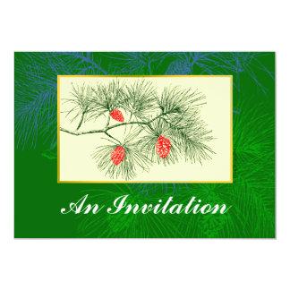 """Invitaciones del personalizado del arte del invitación 5"""" x 7"""""""