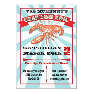 Invitaciones del poster del fiesta de la comunicados personalizados