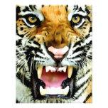 Invitaciones del tigre invitacion personal