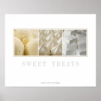 Invitaciones dulces poster