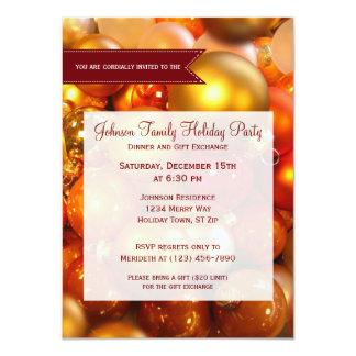 Invitaciones elegantes de la celebración de días invitación 11,4 x 15,8 cm