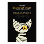 Invitaciones fantasmagóricas del fiesta de invitaciones personalizada