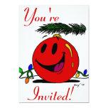 Invitaciones felices de la celebración de días invitación 12,7 x 17,8 cm