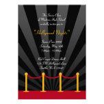 Invitaciones formales del baile de fin de curso de anuncios