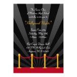 Invitaciones formales del baile de fin de curso de comunicados