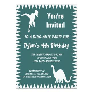 """Invitaciones frescas de la fiesta de cumpleaños invitación 4.5"""" x 6.25"""""""