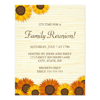 Invitaciones hermosas del fiesta de la reunión de invitaciones personales