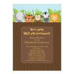 Invitaciones lindas de la fiesta de bienvenida al  invitación personalizada