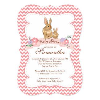 Invitaciones lindas de la fiesta de bienvenida al invitación 12,7 x 17,8 cm