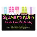 Invitaciones lindas de la fiesta de cumpleaños de  comunicado personal