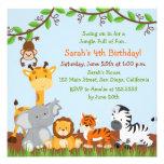 Invitaciones lindas de la fiesta de cumpleaños de  invitacion personal
