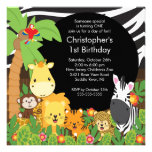 Invitaciones lindas de la fiesta de cumpleaños de  invitaciones personales