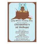 Invitaciones lindas de la fiesta de cumpleaños del