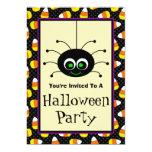 Invitaciones lindas del fiesta de Halloween de la Comunicado Personalizado